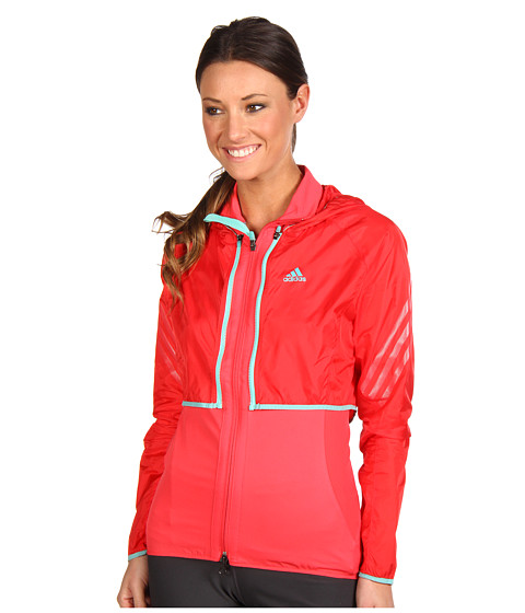 Bluze adidas - supernovaâ⢠3-in-1 Convertible Jacket - Radiant Red