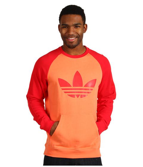 Bluze Adidas Originals - Sport Lite Crew - Bliss Coral/Vivid Red