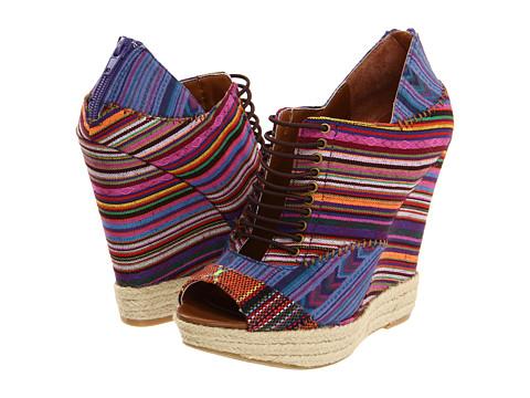 Pantofi Chinese Laundry - Make My Day - Brown Mulkti