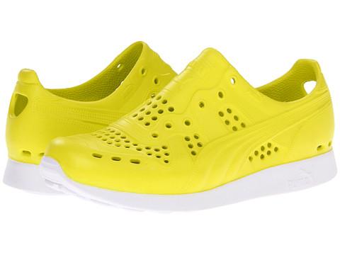 Adidasi PUMA - RS200 Injex Lite - Fluo Yellow/White