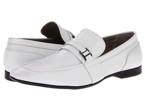 Pantofi Calvin Klein - Sulie - White