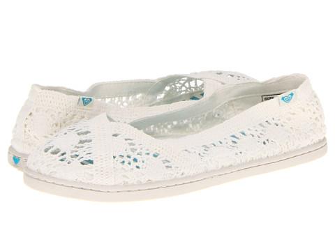 Balerini Roxy - Boardwalk II - Off White