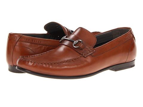Pantofi Ted Baker - Braddle 2 - Tan Leather