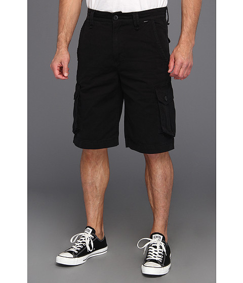 Pantaloni Hurley - One & Only Cargo Walk Short - Black