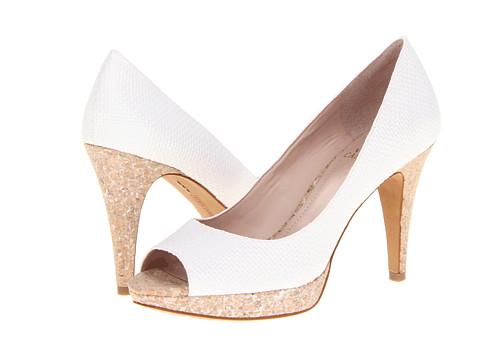 Pantofi Vince Camuto - Ashlynn - White