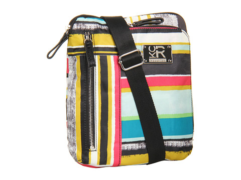 Genti de voiaj Kenneth Cole Reaction - KCR Clinton Tablet Crossbody - Multi Stripe