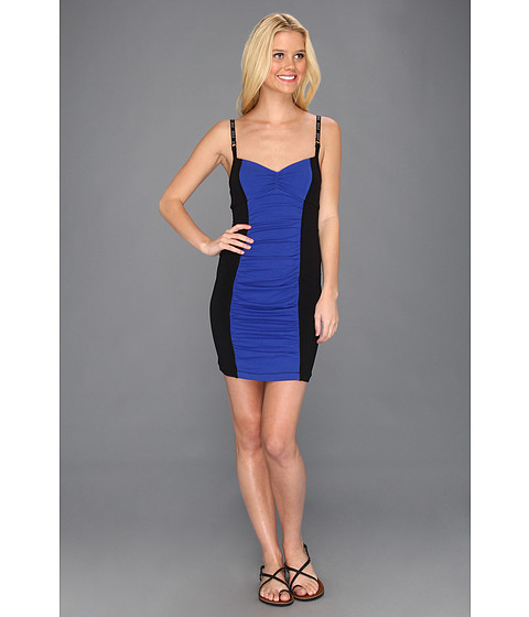 Rochii Fox - Automatic Dress - Tech Blue