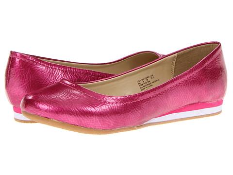 Balerini Soft Style - Capri Ballet - Fuchsia Pearlized Crinkle Patent