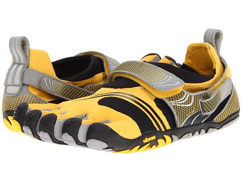Adidasi Vibram FiveFingers - KMD Sport - Yellow/Black/Silver/Grey