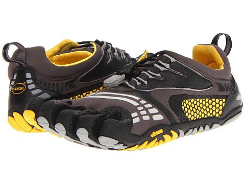 Adidasi Vibram FiveFingers - KMD Sport LS - Grey/Yellow/Black