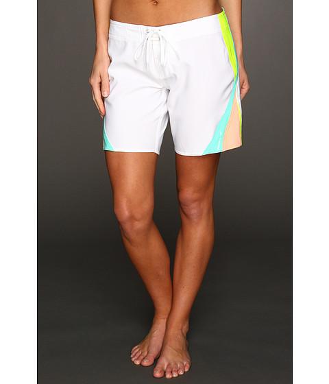 "Costume de baie ONeill - Axia Boardshort 7\"" - White"