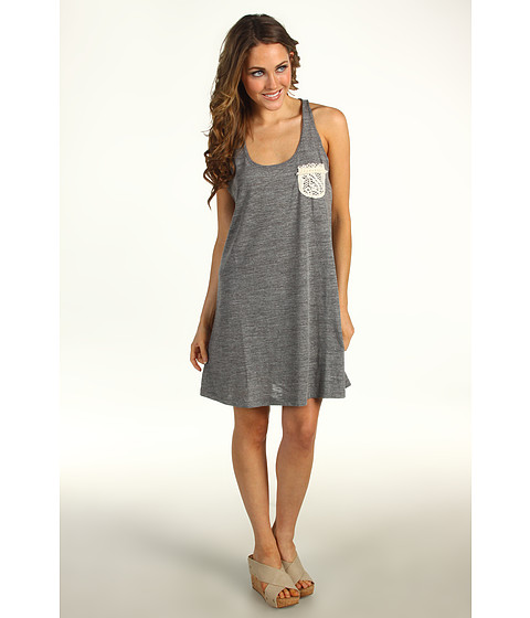 Rochii Lucky Brand - Wind Spirit Dress - Heather