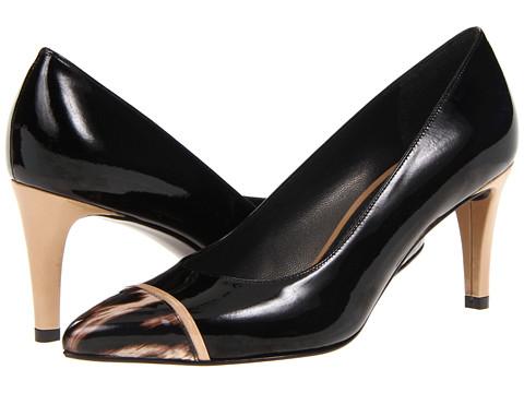 Pantofi Stuart Weitzman - Corners - Black Patent