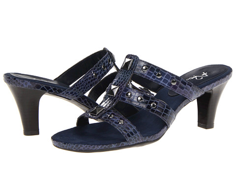 Pantofi Aerosoles - A2 by Aerosoles Powprika - Blue Multi