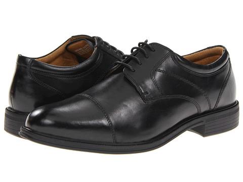 Pantofi Florsheim - Portfolio Cap Ox - Black