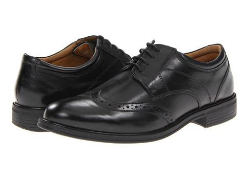 Pantofi Florsheim - Portfolio Wing Ox - Black