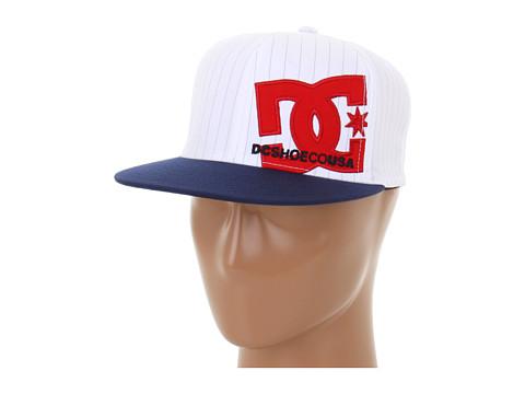 Sepci DC - Franchise Hat - White/Navy