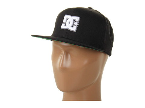 Sepci DC - Snappy Snap Back Hat - Black