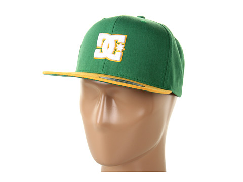 Sepci DC - Snappy Snap Back Hat - Kelly Green