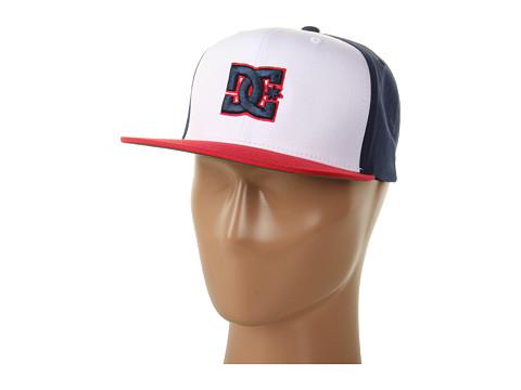 Sepci DC - Snappy Snap Back Hat - White/Navy