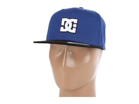 Sepci DC - Snappy Snap Back Hat - Royal Blue