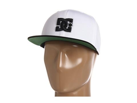 Sepci DC - Snappy Snap Back Hat - White