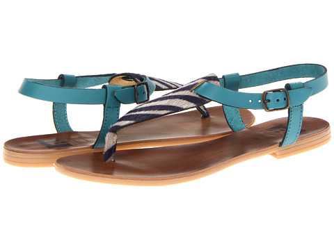 Sandale BC Footwear - Blue Ribbon - Zebra/Turquoise