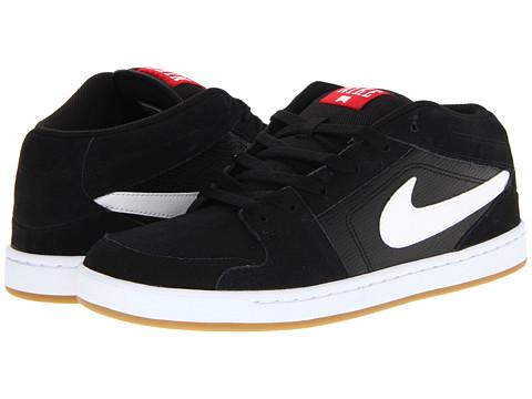 Adidasi Nike - Ruckus Mid LRC - Black/University Red/White
