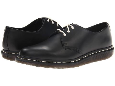 Pantofi Dr. Martens - 1461-C 3-Eye Shoe - Black Smooth