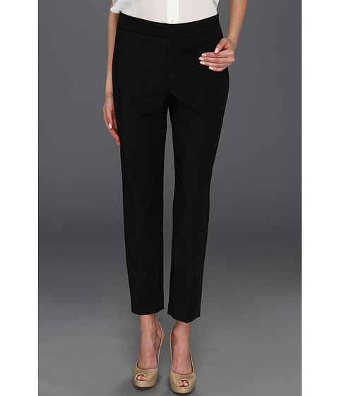 Pantaloni Kenneth Cole - Chloe Cigarette Pant - Black