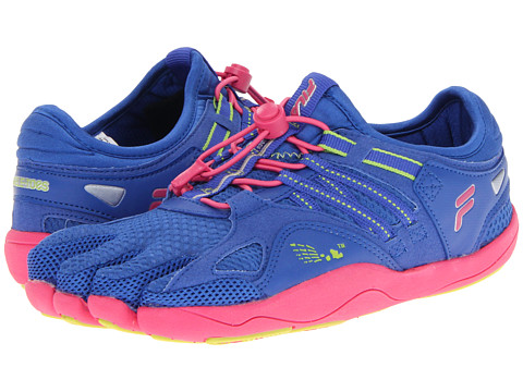 Adidasi Fila - Skele-Toes Bay Runner 3 - Dazzling Blue/Lime Punch/Hot Pink