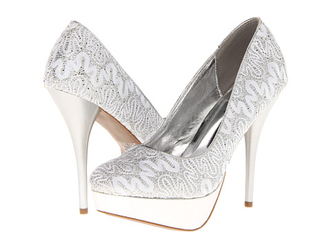 Pantofi Coloriffics - Marisol - Silver