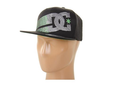 Sepci DC - Groundball Hat - Black