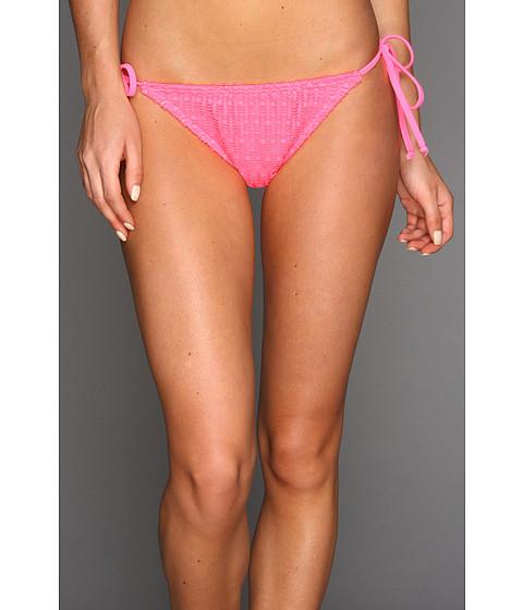 Costume de baie Roxy - Sweet Terrain Brazilian String Bikini Bottom - Bubble Gum
