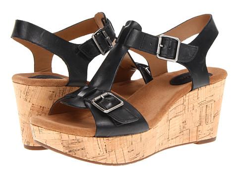 Sandale Clarks - Caslynn Paula - Black Leather