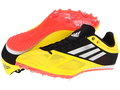 Adidasi Adidas Running - Spider 4 - Vivid Yellow/Metallic Silver/Pop/Black