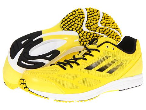 Adidasi Adidas Running - adizeroâ⢠Hagio - Vivid Yellow/Black/Running White