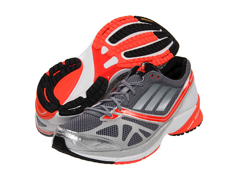 Adidasi Adidas Running - adizeroâ⢠Tempo 5 M - Tech Grey/Running White/Infrared
