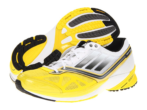 Adidasi Adidas Running - adizeroâ⢠Tempo 5 M - Vivid Yellow/Black/Neo Iron Metallic