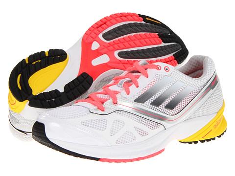 Adidasi Adidas Running - adizeroâ⢠Tempo 5 W - Running White/Neo Iron Metallic/Vivid Yellow