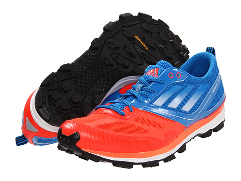 Adidasi Adidas Running - adizeroâ⢠XT 4 - Infrared/Black/Bright Blue