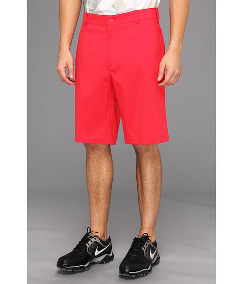 Pantaloni Nike - Flat Front Tech Short - Hyper Red/Hyper Red