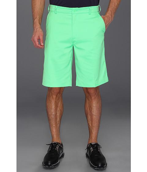 Pantaloni Nike - Flat Front Tech Short - Poison Green/Poison Green