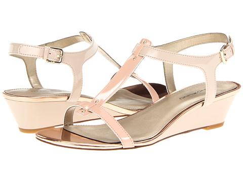 Sandale Bandolino - Gurrey - Beige/Pink Patent