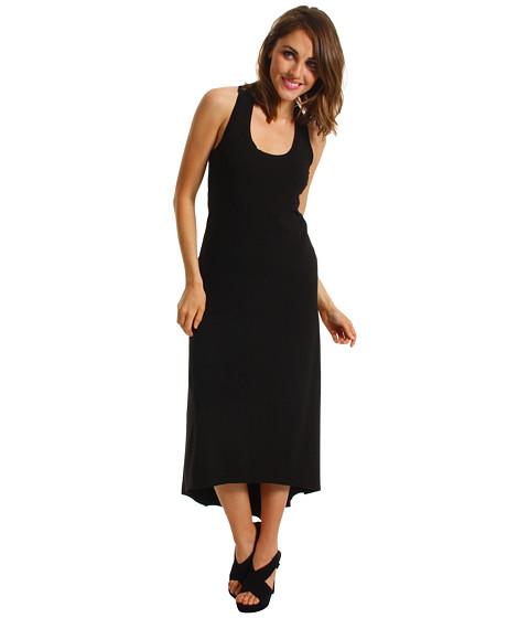 Rochii Splendid - Racerback High-Low Dress - Black