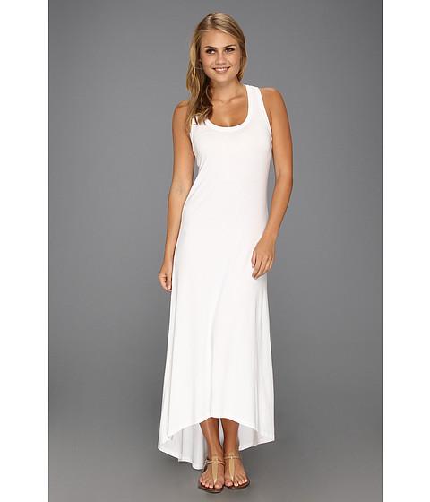 Rochii Splendid - Racerback High-Low Dress - White