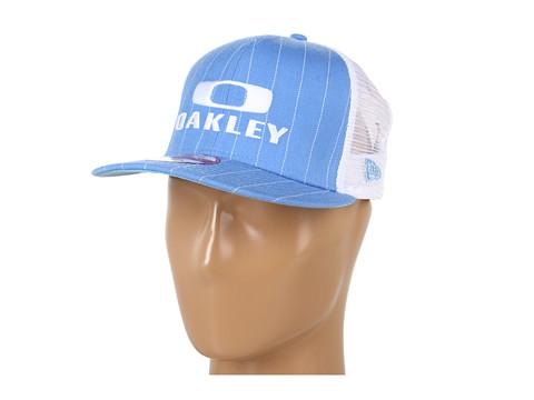 Sepci Oakley - Oakley Pinstripe Trucker - Ethereal Blue