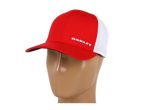 Sepci Oakley - Silicon Bark Trucker 3.0 - Red Line