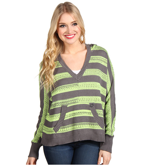 Bluze Fox - Trouble Shoot Sweater - Shadow