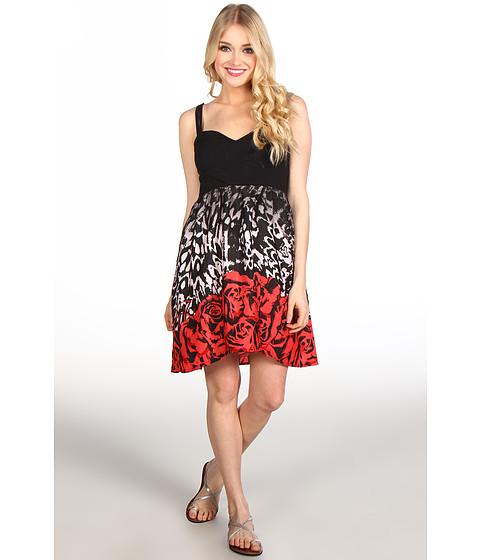 Rochii Fox - Sensational Dress - Black